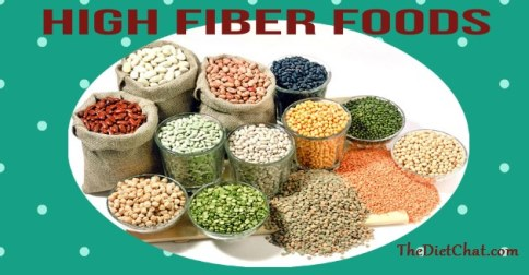 best fiber foods for weight loss