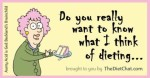 aunty acid on weight loss and dieting tips