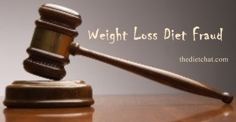 weight loss diet fraud