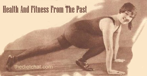 health and fitness from the past