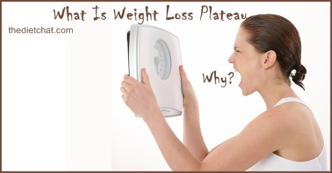 what is weight loss plateau