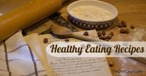 healthy eating recipes index