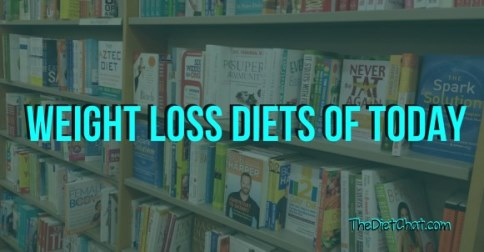 types of weight loss diets